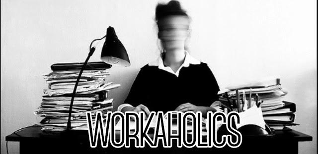 adictos al trabajo
